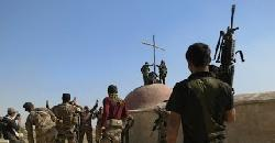 Video: Iraqi troops liberate Christian town of Bartella from IS group