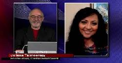 Interview with Juliana Taimoorazy Hosted by David Albazi