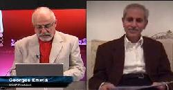 Special interview with Georges Enwia Hosted by David Albazi