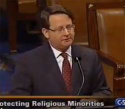 Congressman Peters on CSPAN, February 23, 2010