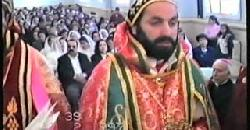 Syriac church B in Jordan 1997